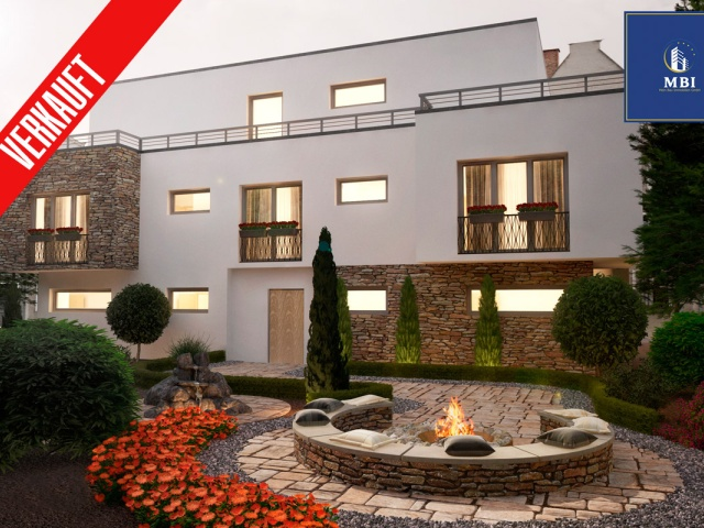 Last exclusive 5 family penthouses in Gneisenau with underground garage and elevator