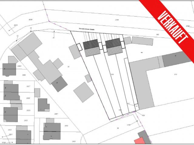 Baugrundstück in Moers - Eick in ruhiger Südlage - Einfam.-Haus oder Bungalow möglich